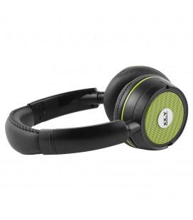 Słuchawki z odtwarzaczem MP3 i funkcją głośnika Dynamic 40 - zielone