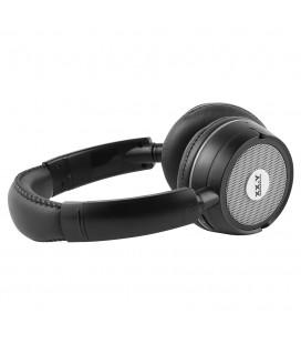 Słuchawki nauszne z MP3 Dynamic 40 - srebrne
