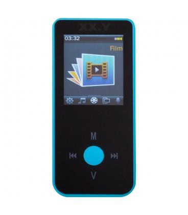 Odtwarzacz MP4 MP-502 z funkcją Bluetooth - zielony