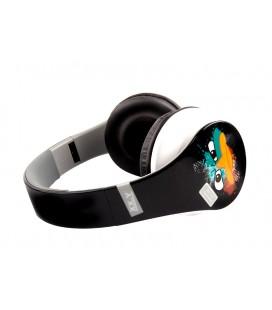 Słuchawki nauszne Phineas and Ferb - czarne