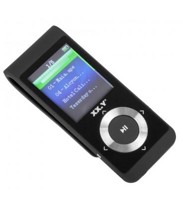Odtwarzacz MP4 A496BT z funkcją Bluetooth - czarny