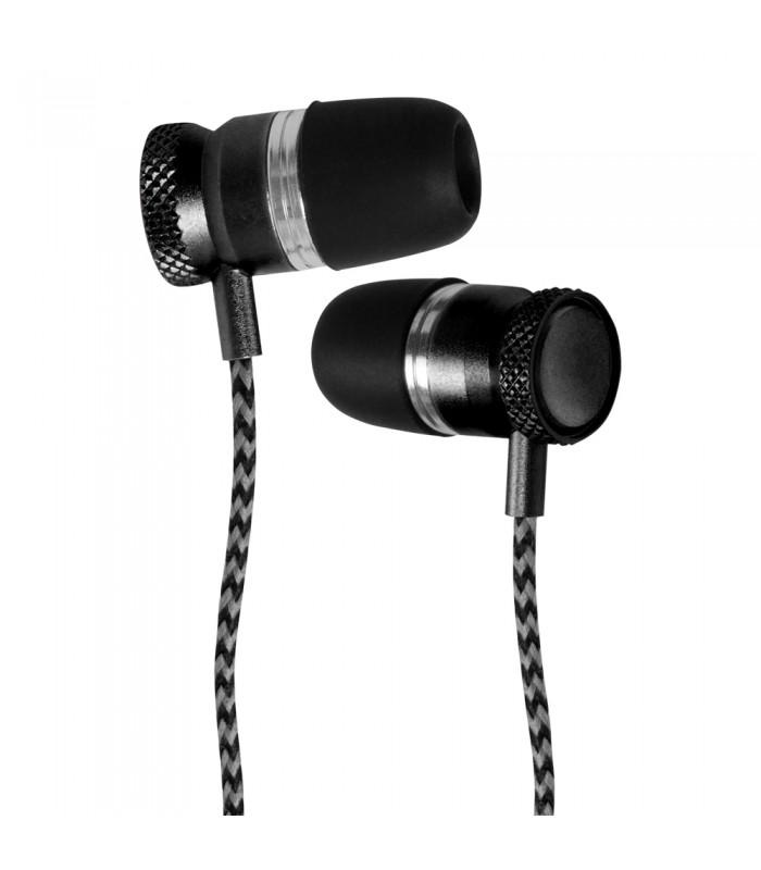 fab7b1c4875b6 Douszne słuchawki Bluetooth METALPRO SM01 - czarne