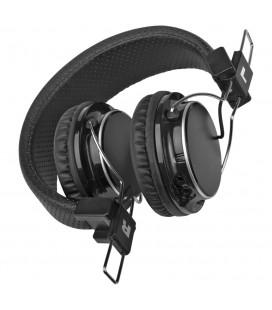 Słuchawki Bluetooth z wbudowanym odtwarzaczem MP3, radiem i mikrofonem - Groove