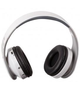 Słuchawki z odtwarzaczem mp3 i radiem Dynamic 10 - białe