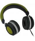 Słuchawki nauszne Funky M2 - oliwkowy