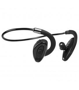 Wodoodporne słuchawki z Bluetooth i odtwarzaczem mp3 8GB - H2O czarne