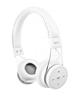 Słuchawki nauszne z Bluetooth Bluewave 10 - białe