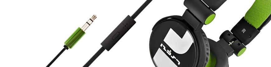 Słuchawki na kablu