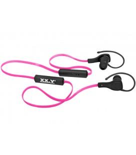 Słuchawki douszne z Bluetooth Winner - czerwone