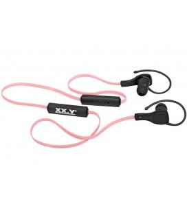 Słuchawki douszne z Bluetooth Winner - różowe