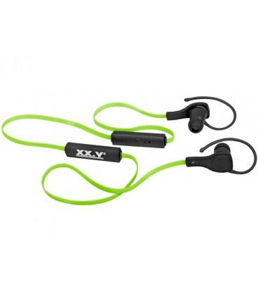 Słuchawki douszne z Bluetooth Winner - zielone