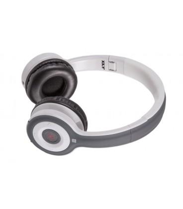 Słuchawki nauszne z Bluetooth i NFC Jello - białe