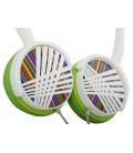 Słuchawki nauszne Rainbow Tattoo HPH-61
