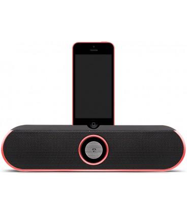 Głośnik Bluetooth Bring BT023 - różowy