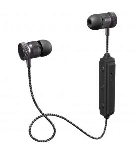 Douszne słuchawki Bluetooth METALPRO SM01 - szare