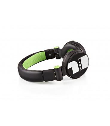 Słuchawki nauszne Carbon 10 - zielone