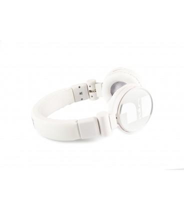 Słuchawki nauszne Carbon 10 - białe
