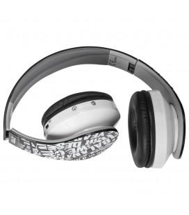 Słuchawki z odtwarzaczem mp3 i radiem Dynamic 10 - czarne