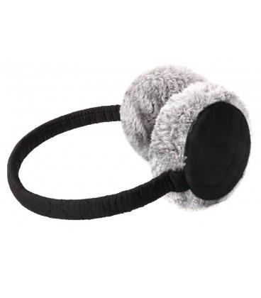 Słuchawki nauszne Frost 10 - czarne