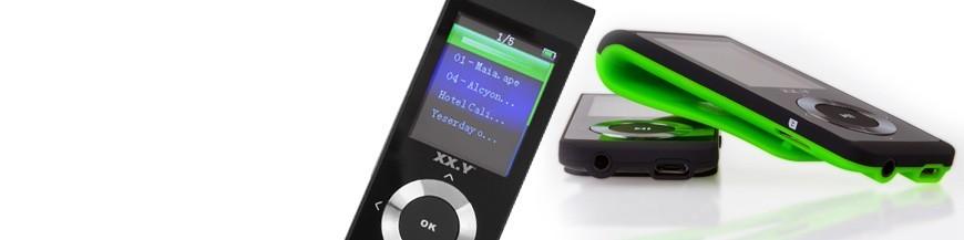 Odtwarzacze MP3/MP4